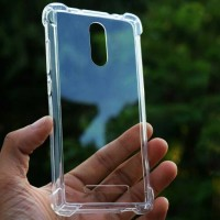 Kondom softcase HP xiaomi redmi note 3 pro anti crack