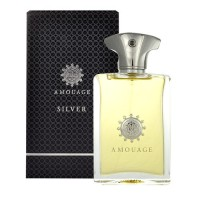 Parfum Original Amouage Silver For Men Edp 100ml