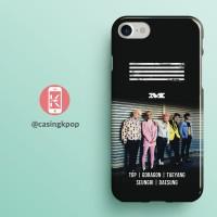 Casing Handphone KPOP Big Bang- TOP GDRAGON Taeyang Seungri Daesung