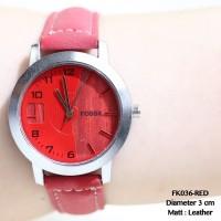 jam tangan wanita fossil tali kulit guess leather aigner gucci rolex