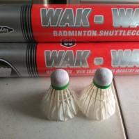 Badminton Shuttlecock WakWaw I Kok Bulutangkis Merk WakWaw