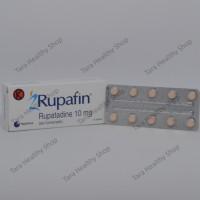 Rupafin - 10 Tablet: Obat Alergi Generasi Terbaru - Kualitas Terbukti