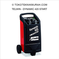 Telwin Trafo Battery Charger Accu Dynamic 420 Start