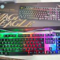 keyboard Gaming magic eagle HAVIT Hv-Kb 414L