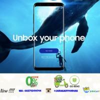Samsung Galaxy S8 BNIB Garansi 1 Tahun Bonus Kaspersky