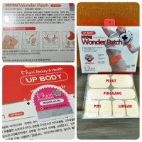 MYMI UP BODY - MYMI WONDER PATCH UP BODY 020517
