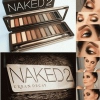 NAKED 2 URBAN DECAY (EYESHADOW PALETTE) 020517