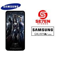 Casing HP Samsung A7 2016 batman v superman 2 Custom Hardcase Cover