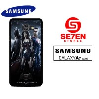 Casing HP Samsung A7 2016 batman v superman 2 Custom Hardcase Cover