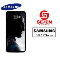 Casing HP Samsung A7 2016 Batman V Superman Dark Custom Hardcase Cover