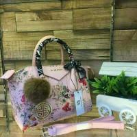 Tas Wanita Givenchy Antigona Flower