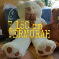 Jual Teddy Bear Super Jumbo 150cm Murah