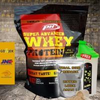 PH Pro hybrid Whey 5 lbs ECER/repack Protein+Amino+BCAA FREE SHAKER