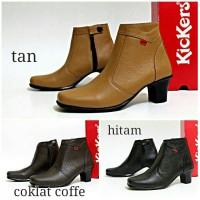 sepatu formal kickers pantofel wanita full kulit/sepatu kantor