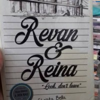 Novel Revan dan Reina. Wattpad. Original