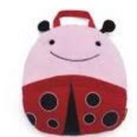 Skip Hop Travel Blanket Ladybug