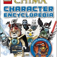 Kado Anak Laki - Laki LEGO Legends Of Chima Character Encyclopedia