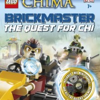 LEGO Legends Of Chima Brickmaster The Quest of Chi