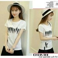 nf-CHRIS TEE/kaos gambar lucu murah/kaos polos grosir supplier/polo ce