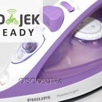 Setrika Uap / Steam Iron Philips Feather Light GC1418 GC1418