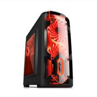 Casing PC CPU SEGOTEP GAMING CASE POLAR LIGHT BLACK - Side Window