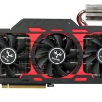 Jual Vga Card iGame nVidia GTX 980Ti 4GB DDR5 OC - X-6GD5 Top - Triple Fan Murah