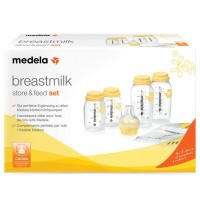 Medela Breastmilk Store And Feed Set