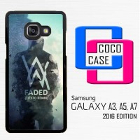 Casing Hp Samsung Galaxy A3,A5,A7 2016 Alan Walker Faded X4460