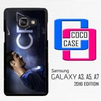 Casing Hp Samsung Galaxy A3, A5, A7 2016 Cristiano Ronaldo CR7 X4198