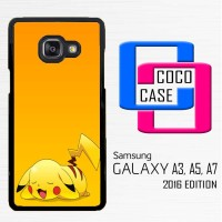 Casing Hp Samsung Galaxy A3,A5,A7 2016 Pokemon HD Wallpapers X4673