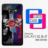 Casing Hp Samsung Galaxy A3,A5,A7 2016 Batman V Superman X4557