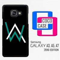 Casing Hp Samsung Galaxy A3,A5,A7 2016 Alan Walker X4459