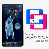 Casing Hp Samsung Galaxy A3, A5, A7 2016 Stephen Curry Water X4240
