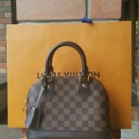 a04d9c5d71eb Tas LV Louis Vuitton Alma BB Damier Asli   Ori   Authentic