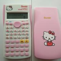 Jual Kalkulator Scientific Hello Kitty Murah