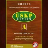 UJIAN SERTIFIKASI KONSULTAN PAJAK REVIEW 5 VOLUME 5