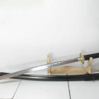 Mashel Pedang Samurai Katana Sakura Black Gold