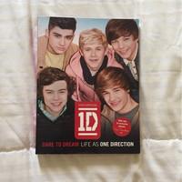Jual Buku One Direction Official Dare To Dream Life As 1D Murah