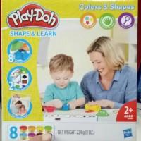 Jual Jastip Play-Doh Shape & Learn Murah