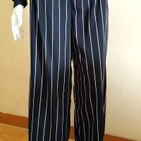 Kulot pants / celana panjang/ garis-garis