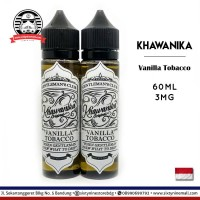 KHAWANIKA VANILLA TOBACCO 60ML 3MG Premium Liquid