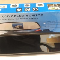 SPION MONITOR MOBIL TFT LCD COLOR MONITOR 4,3 inch