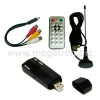 USB TV tuner GADMEI - nonton & merekam acara TV di komputer/laptop