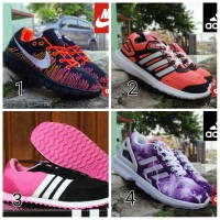 Jual Nike Accelerate Navy Birumuda (Jogging-Senam-Lari-Aerobik-Gym-Sport) Murah