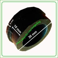 Jual karet pengaman alas kaki besi bundar 30 mm atau 1 1/4 in Murah