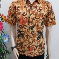 Kemeja Batik Kuningan