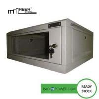 """Rack Server 4U ABBA Wallmount 4U depth 500mm Single Door 19"""""""