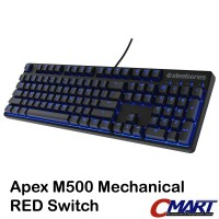 SteelSeries Apex M500 tournament mechanical gaming keyboard - 64490