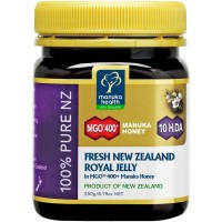 Manuka Health Fresh Royal Jelly in MGO400+ Manuka Honey 250gr