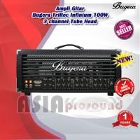 Ampli Gitar Bugera TriRec Infinium 100W 3 channel Tube Head